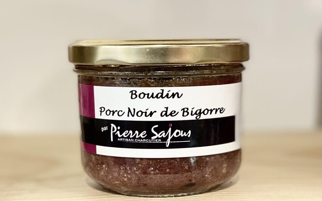 Boudin de Porc Noir de Bigorre 180g