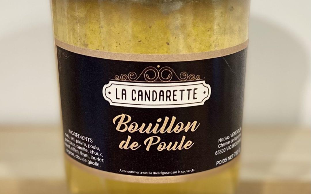 Bouillon de Poule 700g