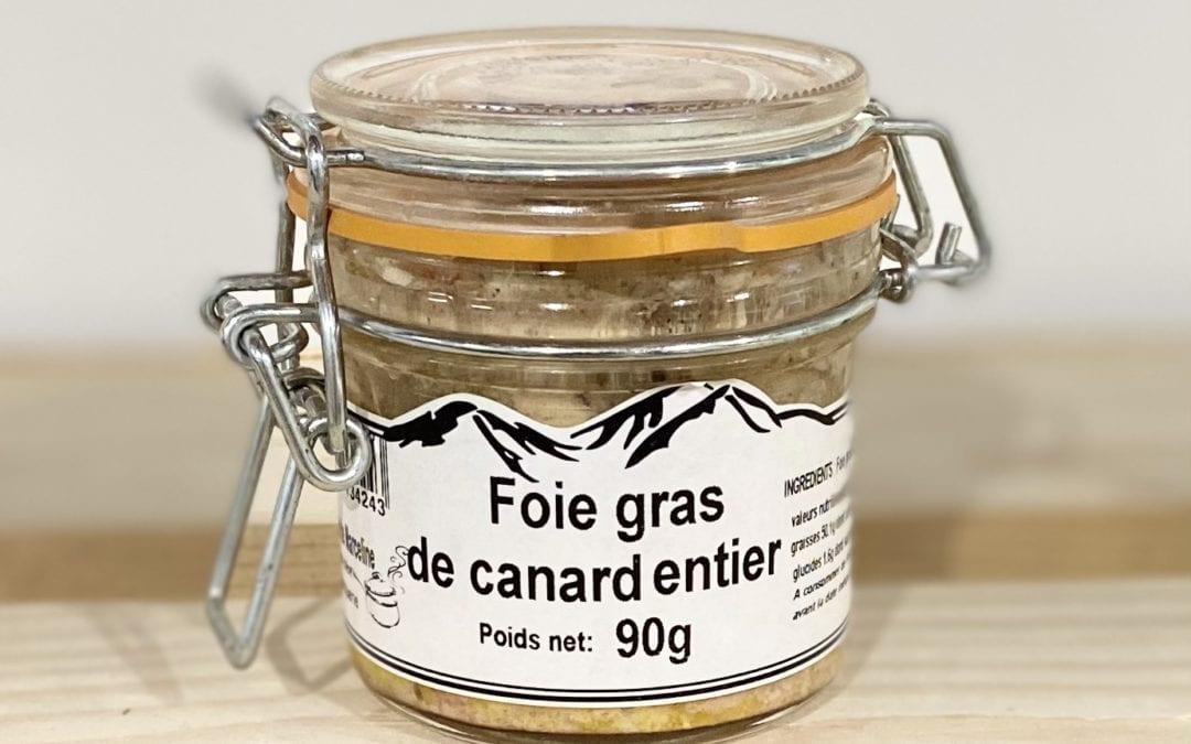 foie gras 90g