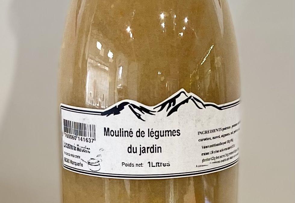 Mouliné de légumes 1L