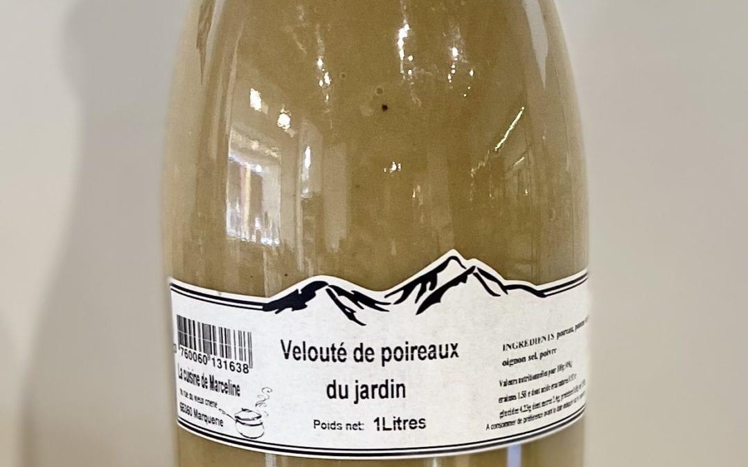 velouté poireaux/patates 1L